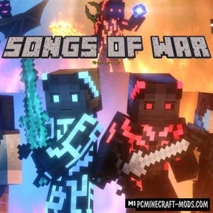 Songs of War - Swords Mod For Minecraft 1.12.2