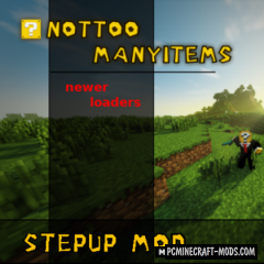 StepUpNext - Tweak Mod For Minecraft 1.17, 1.16.5, 1.16.4