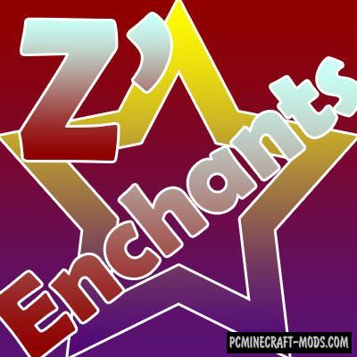 Z'Enchants - Magic Spells Mod For Minecraft 1.15.1