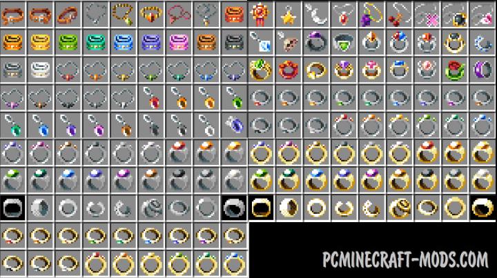 Behgameon - Decor, RPG Mod For Minecraft 1.16.4, 1.14.4