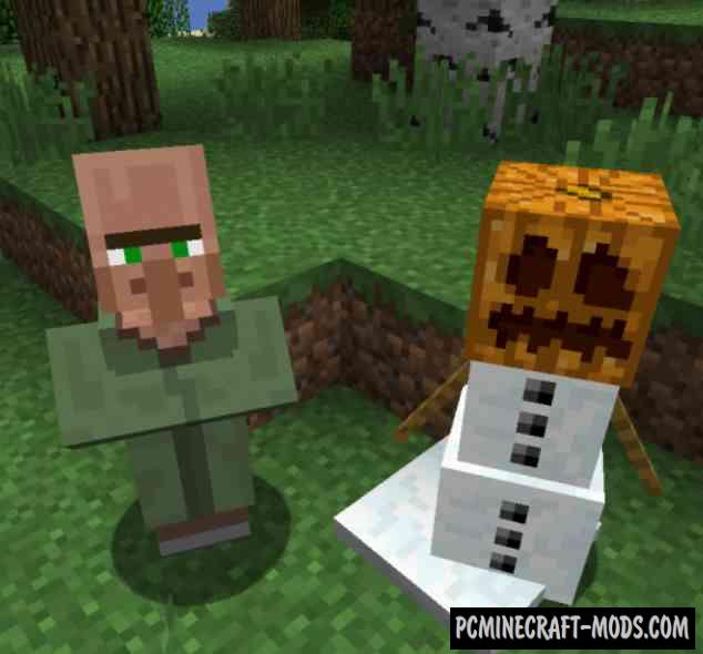 Disable Hostile Grief Data Pack For Minecraft 1.15.2, 1.15.1