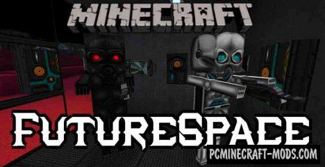 FutureSpace HD - Norzeteus Resource Pack 1.16.4, 1.16.3, 1.15