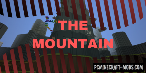 Harnessing Helium 4 - The Mountain Map For Minecraft