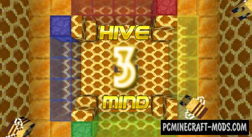 Hive Mind 3: Parabeelum - Puzzle Map For Minecraft