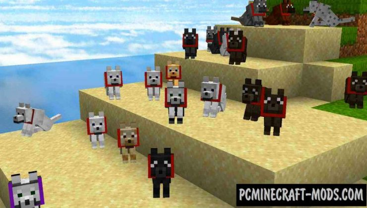 New Default+ Plus Texture Pack For Minecraft 1.16.5, 1.16.4