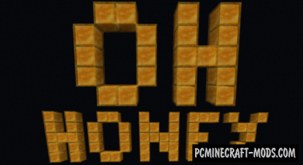 Oh Honey - Parkour Map For Minecraft