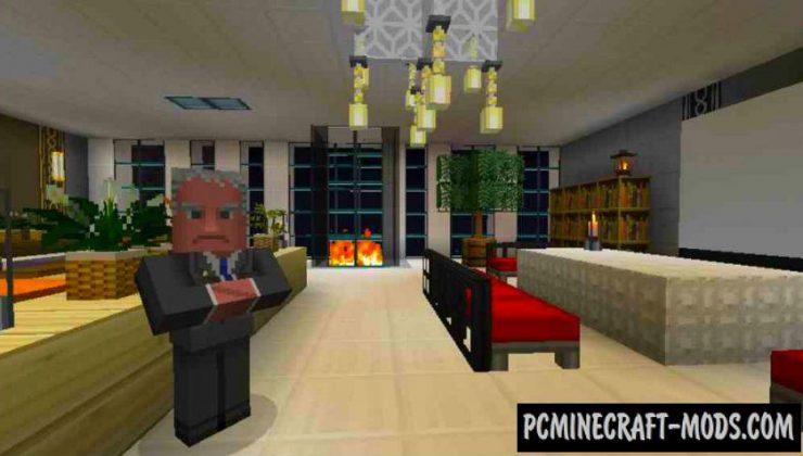 Playful Modern HD Resource Pack For Minecraft 1.15.1, 1.14.4