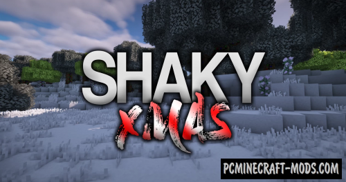 ShakyXmas Resource Pack For Minecraft 1.15.1, 1.14.4