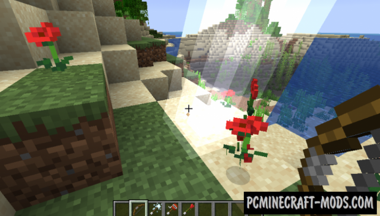 Archer's Paradox - Weapon Mod For Minecraft 1.15.2, 1.14.4