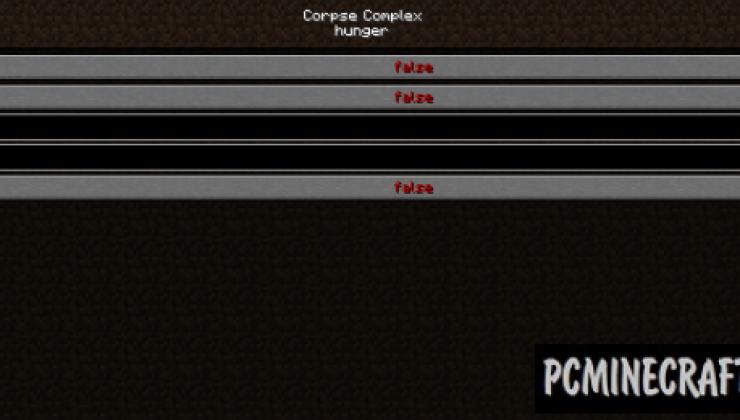 Corpse Complex - Tweak Mod For Minecraft 1.16.4, 1.12.2