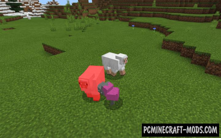 Carnivo'chicken Addon Minecraft 1.18, 1.17 iOS/Android