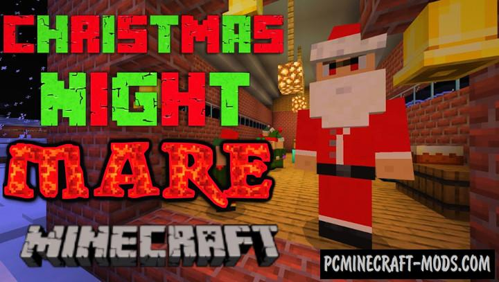 Christmas Hight (mare) Addon For Minecraft PE 1.17, 1.16