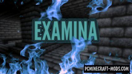 Examina - Adventure Map For Minecraft