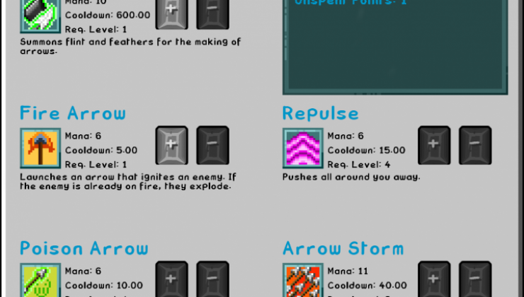 MK: Ultra - RPG, Magic Mod For Minecraft 1.12.2