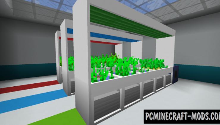Emerging Technology - Hydroponics Mod For Minecraft 1.12.2