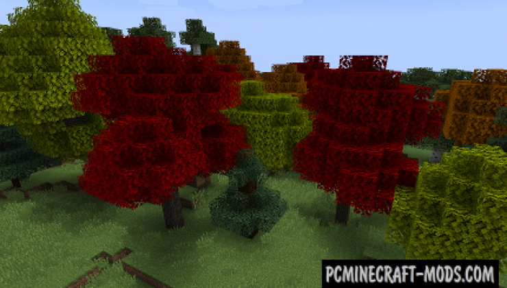 Maple Syrup - Survival Mod For Minecraft 1.12.2