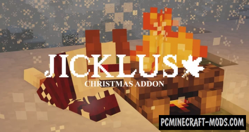 Jicklus CHRISTMAS 16x Resource Pack MC 1.15.1, 1.14.4