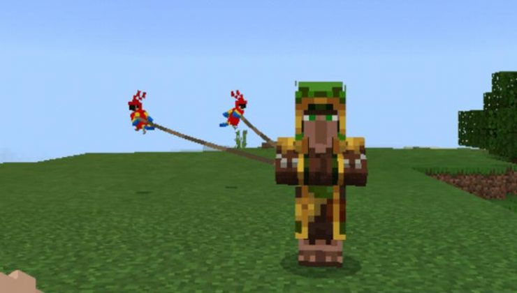 More Trader Mobs Addon For Minecraft 1.17, 1.16