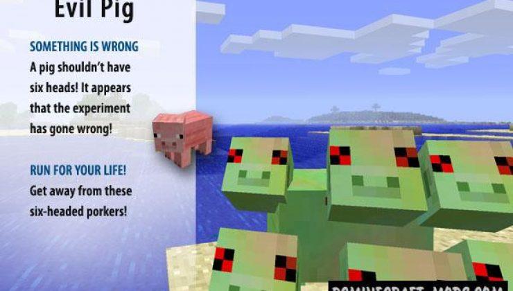 More Creeps And Weirdos Revival Mod For Minecraft 1.12.2