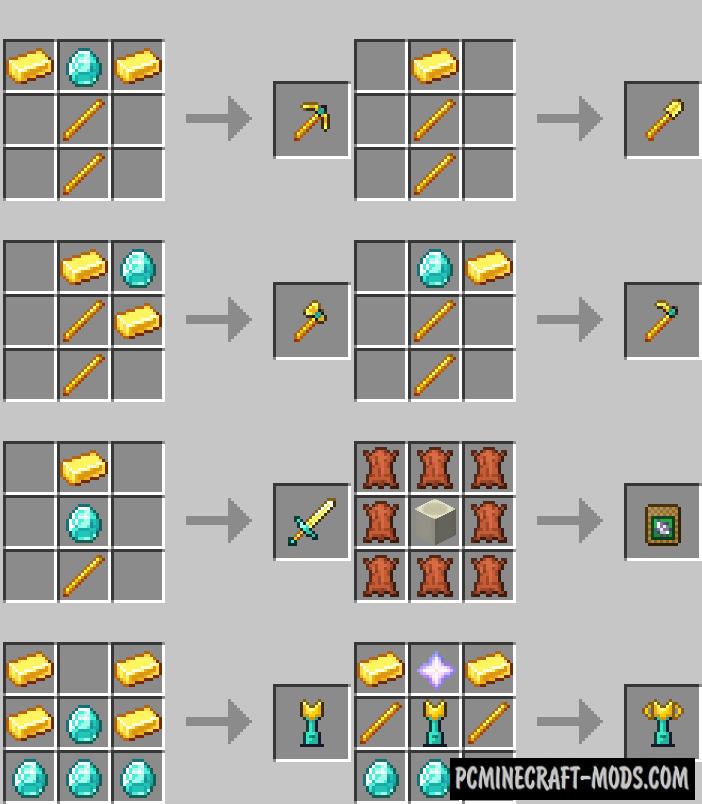 SuperTools - Armor, Tools Mod For MC 1.16.1, 1.15.2, 1.14.4