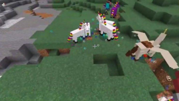 Unicorns - Mobs Addon For Minecraft Bedrock 1.17.0, 1.16