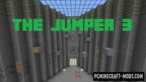 The Jumper 3 - Parkour Map For Minecraft