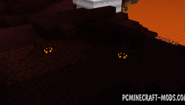 Nethercraft Classic - Mobs Mod For Minecraft 1.15.2, 1.14.4