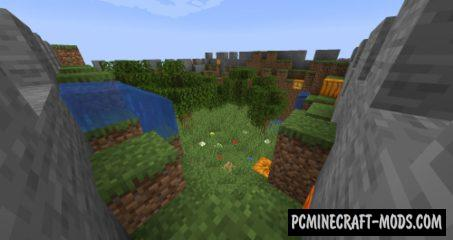 Press The Buttons - Finding Map For Minecraft