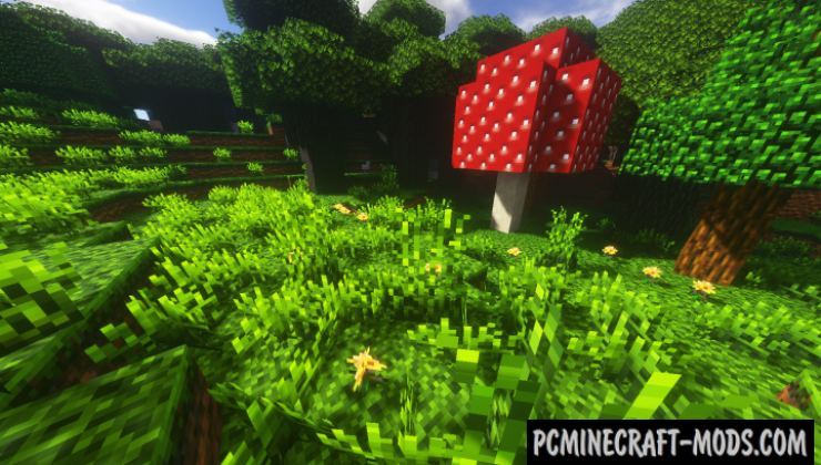 Shadow Effect Resource Pack For Minecraft 1.15.2, 1.14.4