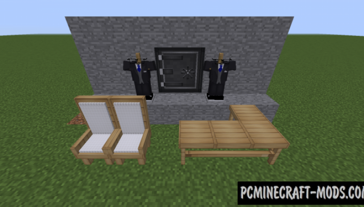 Money - New Decor Blocks Mod For Minecraft 1.12.2