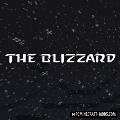 The Blizzard - New Dimension Mod For Minecraft 1.12.2