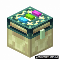 Linked Storage - New Chests Mod For Minecraft 1.15.1