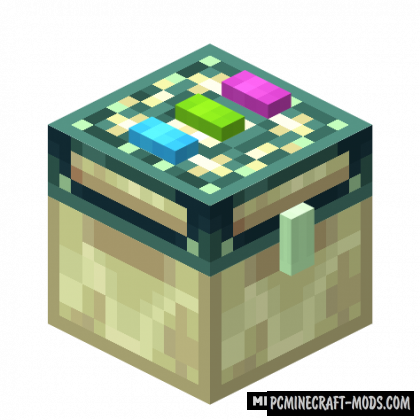 Linked Storage - New Chests Mod For MC 1.17, 1.16.5, 1.16.4