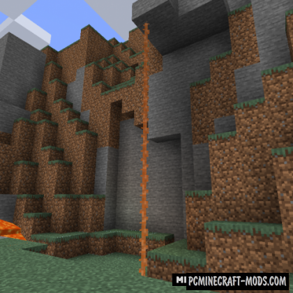 Ropes - New Survival Tool Mod For Minecraft 1.16.2, 1.15.2
