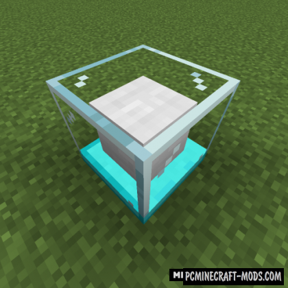 Simple Chunk Loaders by ValkyrieofNight Mod MC 1.16.5