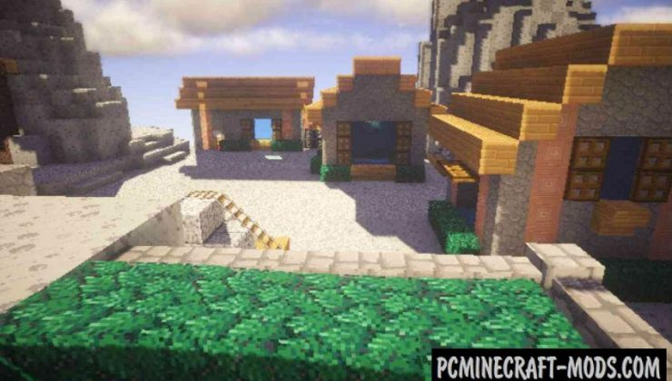 Annahstas Beastrinia Texture Pack For Minecraft 1.17, 1.16.5