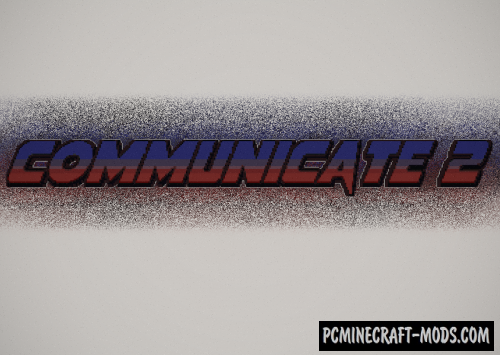 Communicate 2 Map For Minecraft