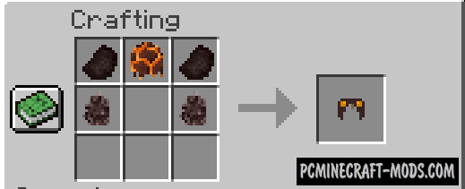 Refreshed Nether - Weapons, Mobs Mod For MC 1.14.4