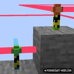 Flexible Marker - Tech Mod For Minecraft 1.15.1, 1.14.4