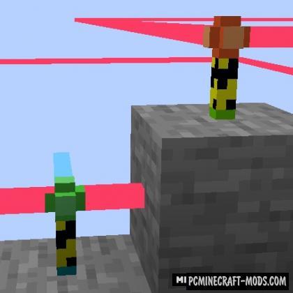Flexible Marker - Tech Mod For Minecraft 1.15.2, 1.14.4