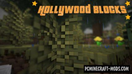 Hollywood Blocks Resource Pack For Minecraft 1.15.2, 1.14.4