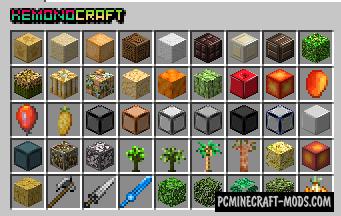 KemonoCraft - New Mobs Mod For Minecraft 1.16.5, 1.12.2