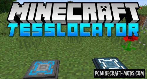Tesslocator - Technology Mod For Minecraft 1.12.2