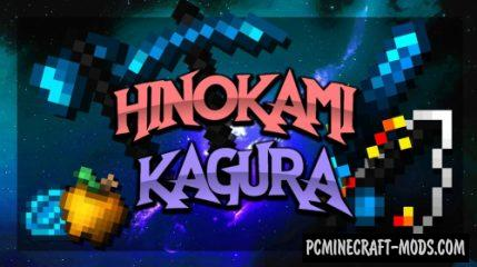 Hinokami Kagura PvP Texture Pack For Minecraft 1.16.5, 1.16.4