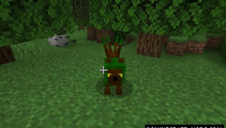 BiomePets - Creatures Addon For Minecraft Bedrock 1.17