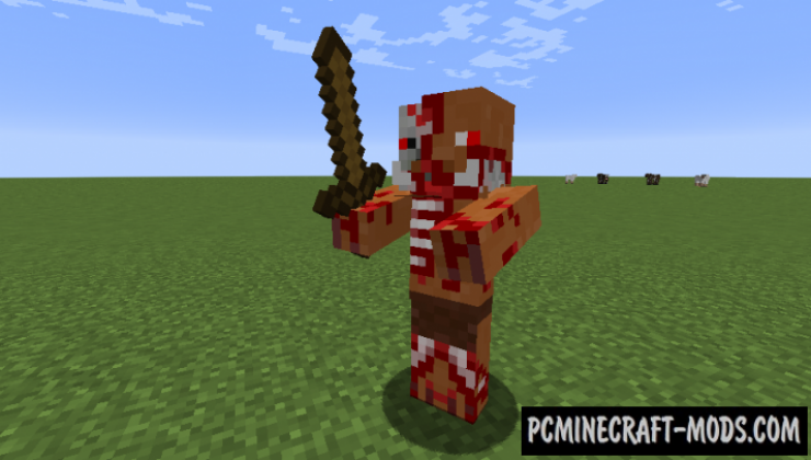 Mythical Monsters and Dangerous Mod For Minecraft 1.12.2