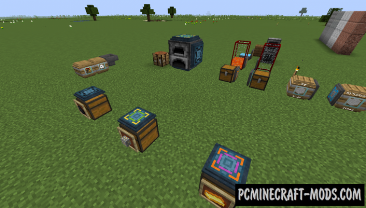 Tesslocator - Technology Mod For Minecraft 1.12.2