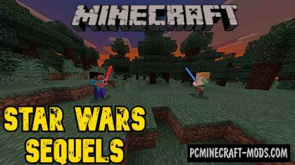 Star Wars Sequels Addon For Minecraft Bedrock 1.14, 1.13