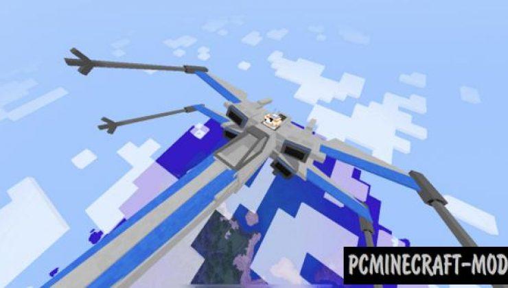 Star Wars Sequels Addon For Minecraft Bedrock 1.16, 1.14