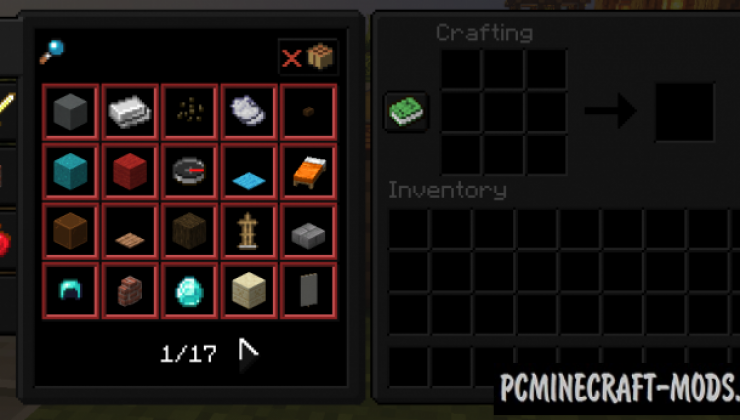 OLEDcraft Resource Pack For Minecraft 1.15.1